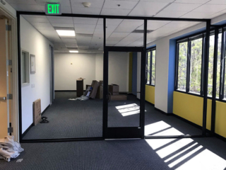 anthonys glass and mirrors commercial installation interior window replacement 09