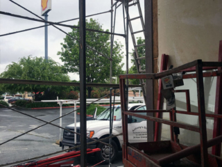 anthonys glass and mirrors commercial installation exterior window replacement 02