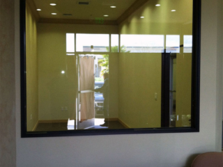 anthonys glass and mirrors commercial installation interior window replacement 03